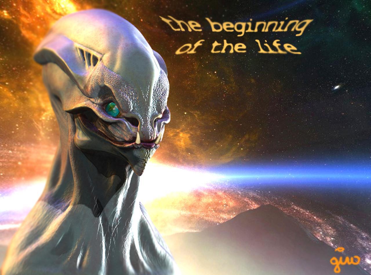 Alien origine