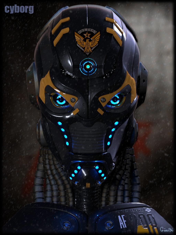 Black Cyborg Army