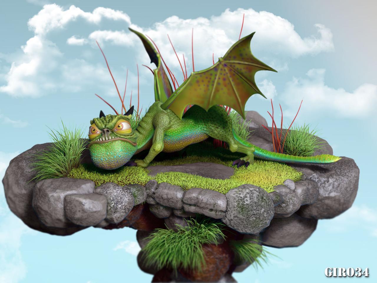 Dragon boule