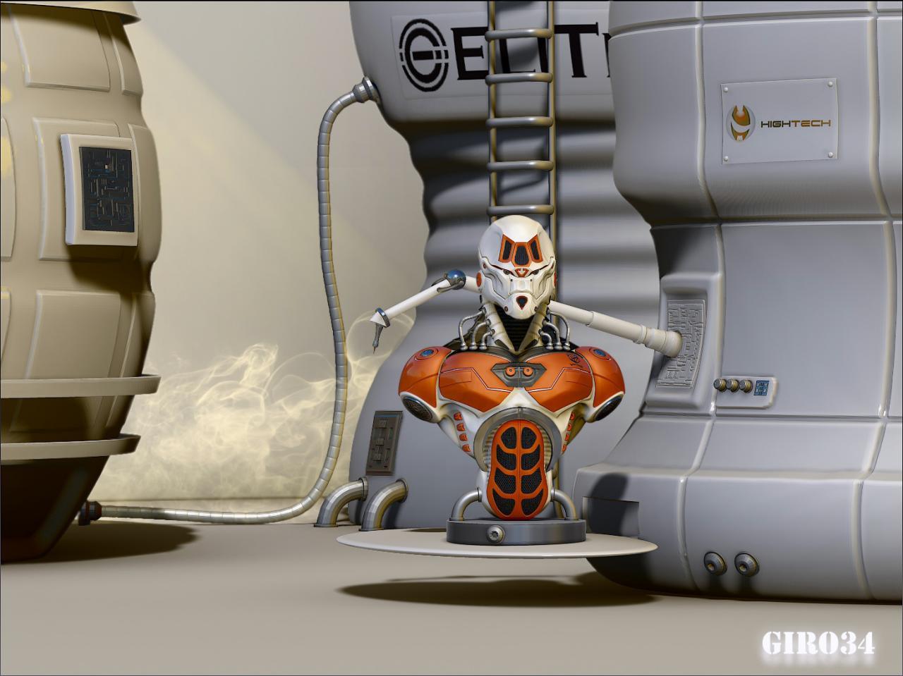 Labo Robot.