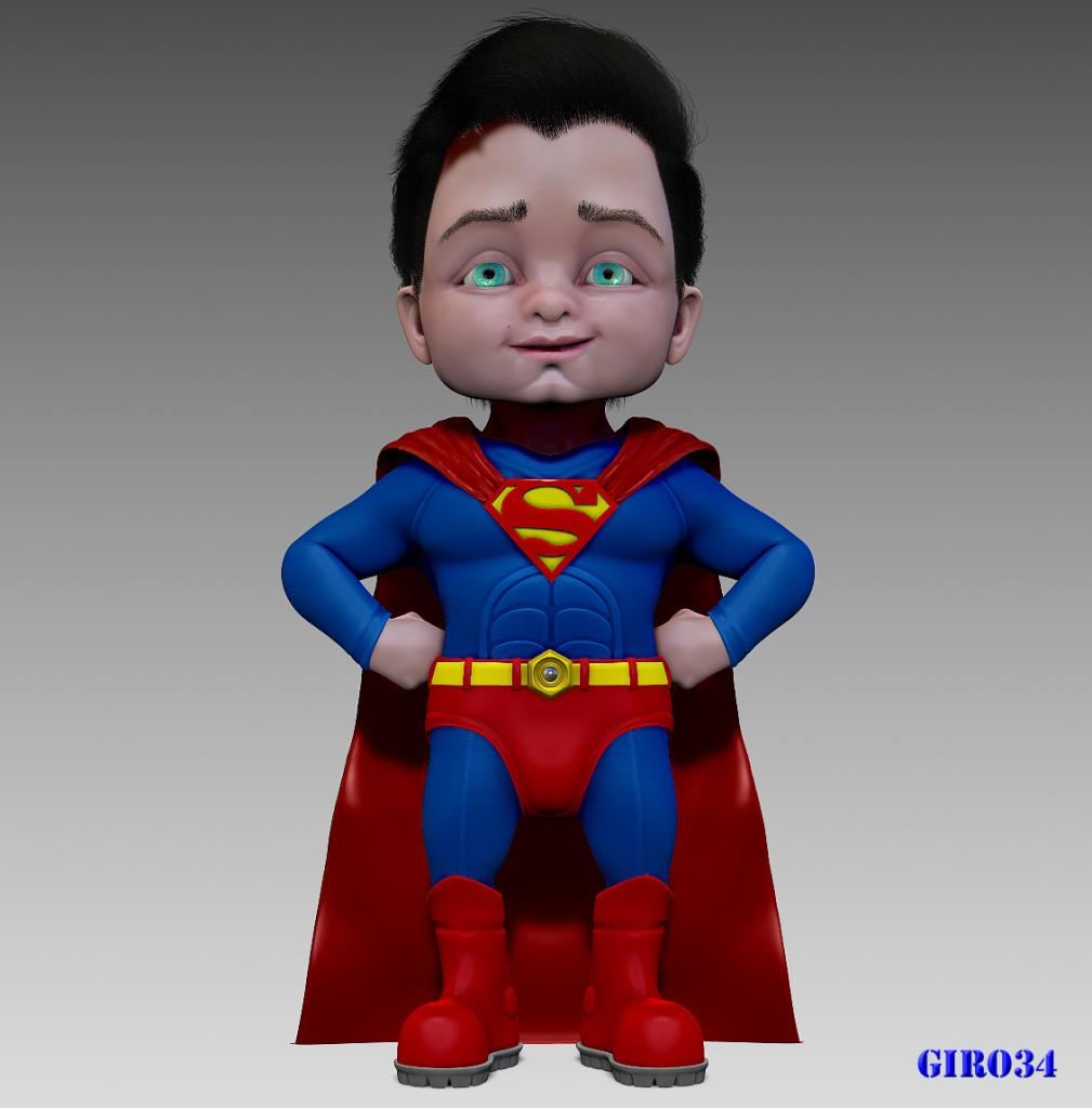little Superman