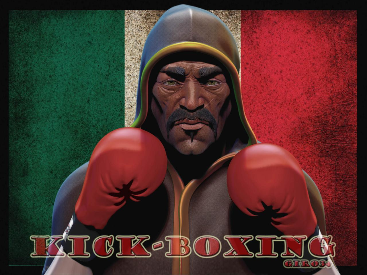 Boxeur Mexiquain